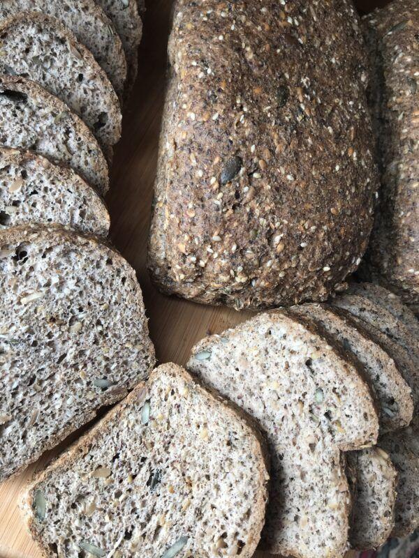 Keto Seedy Bread Mix
